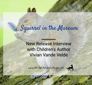 Squirrel in Museum